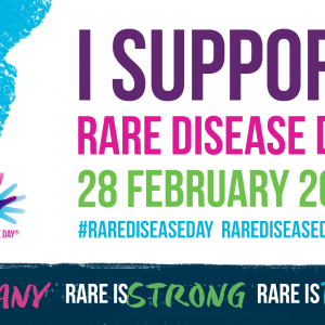 IPWSO supports Rare Disease Day 2021