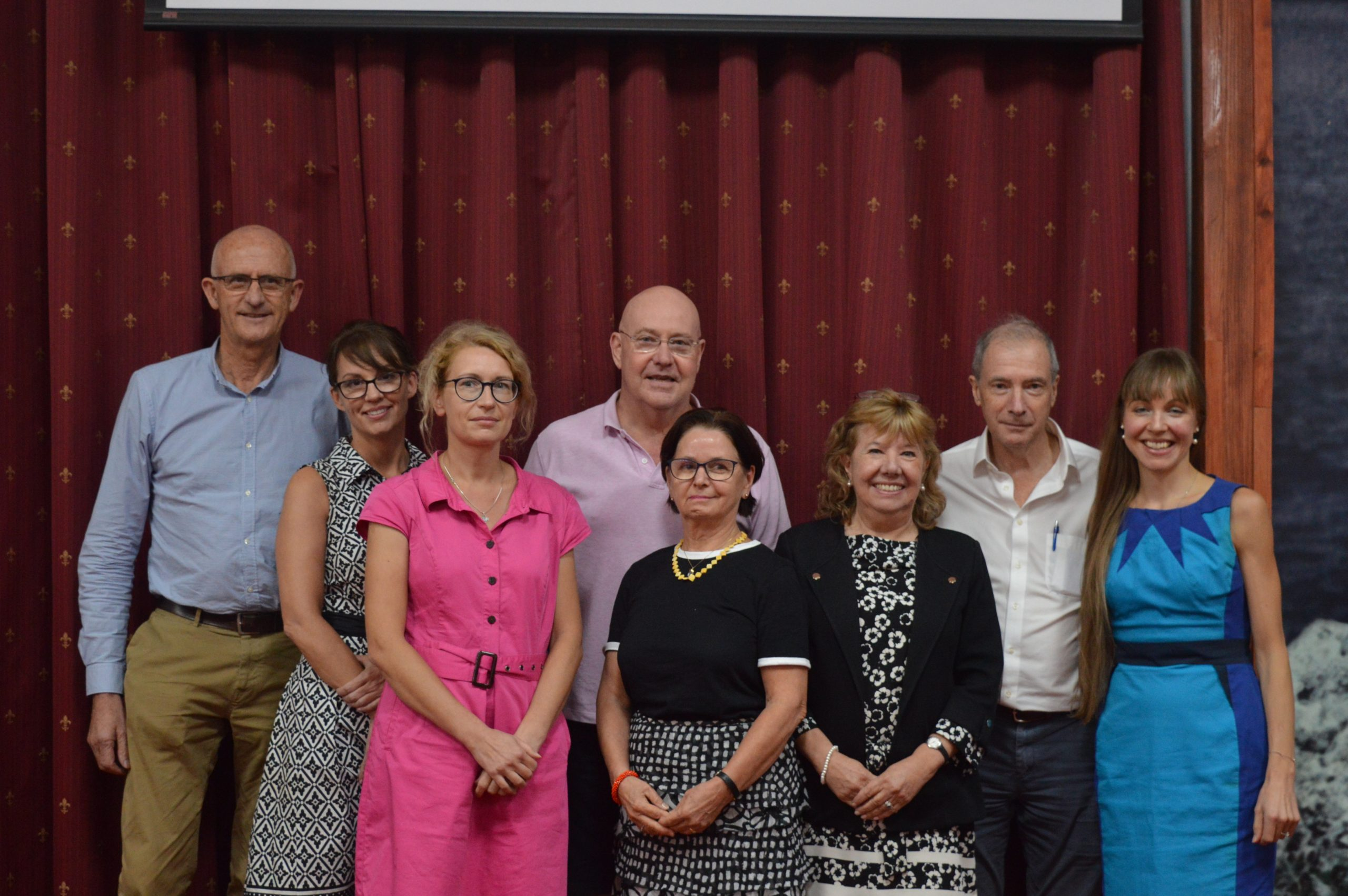 Trustees 2019 to 2022